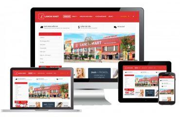 thiết kế website tương thích với điện thoại di động