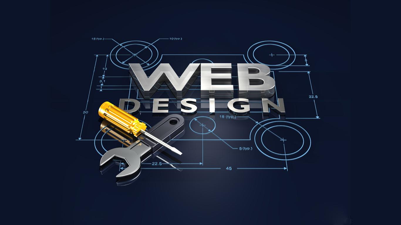 thiết kế webdite