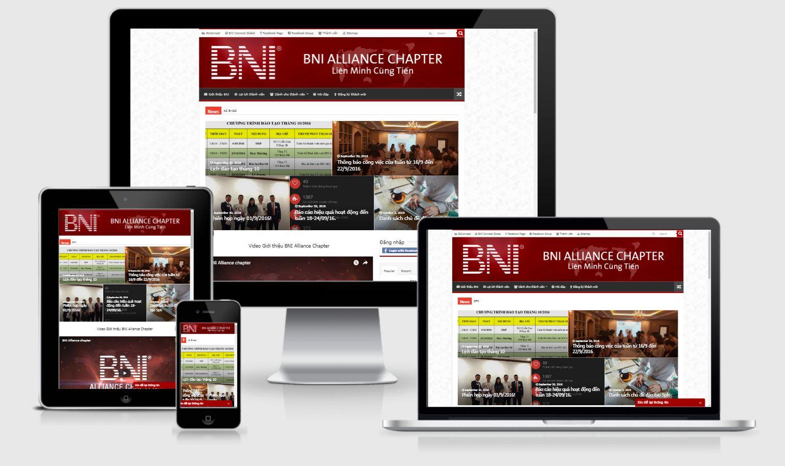 BNI Alliance Chapter