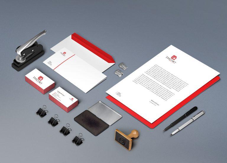 Thiết kế nhận diện thương hiệu, Thiết kế Website