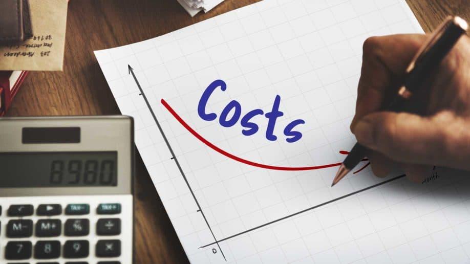 chi phí thiết kế web