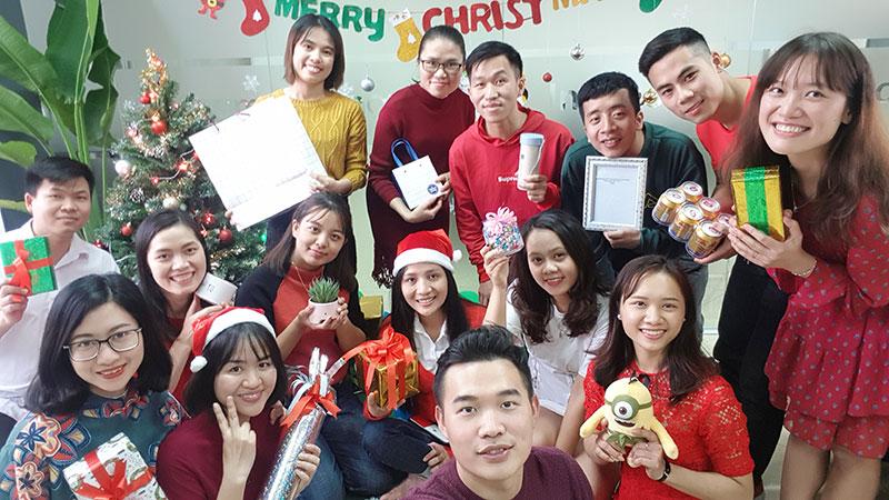 Giáng sinh cùng Innocom