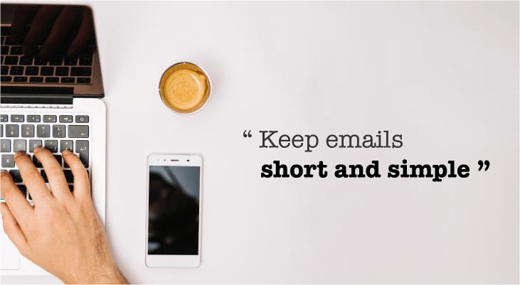 Email MKT ngắn