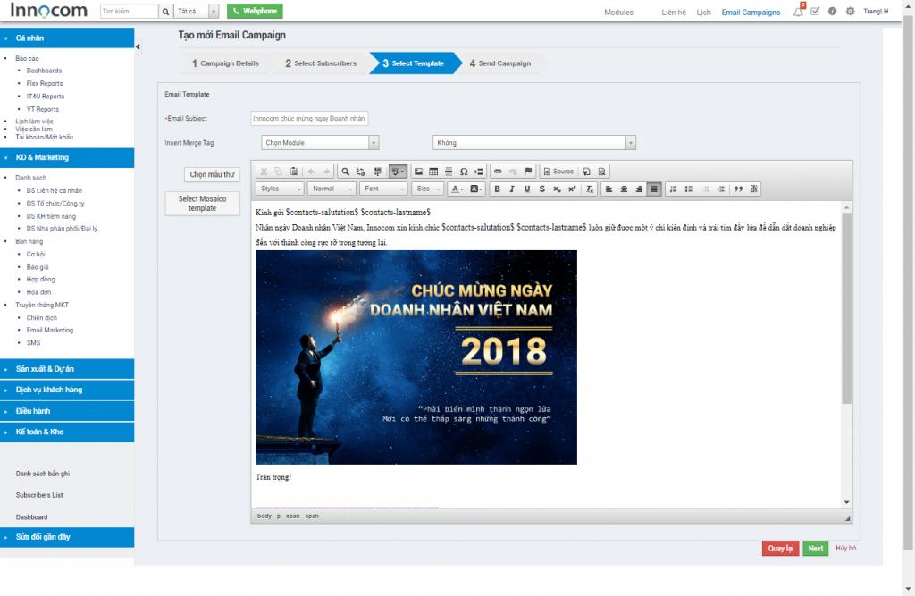 Phần mềm gửi email