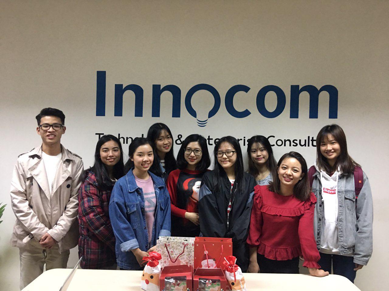 Chia sẻ kinh nghiệm marketing tại văn phòng Innocom