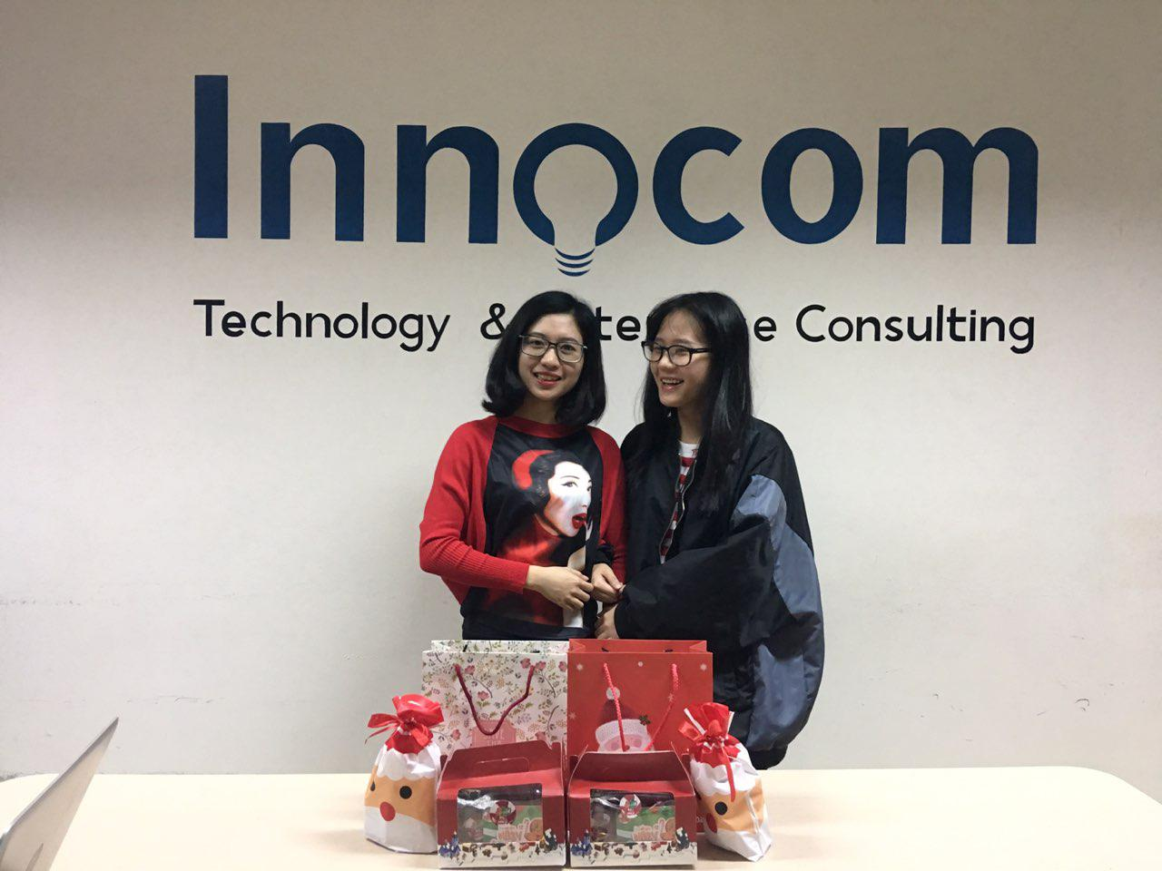 Học marketing tại Innocom
