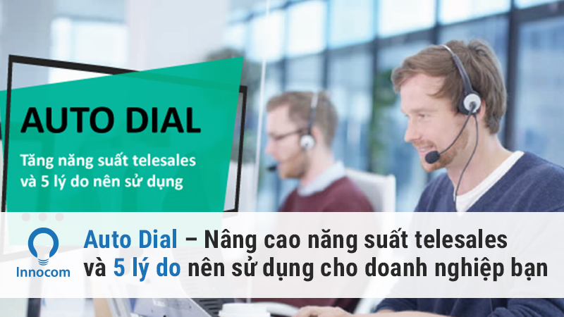 Auto Dial