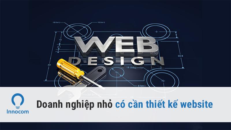 thiết kế trang web