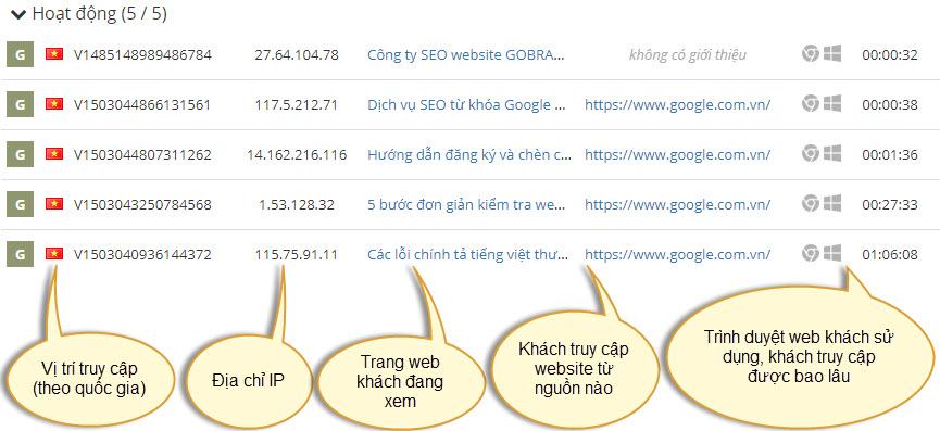 Sử dụng Chatbox cho website
