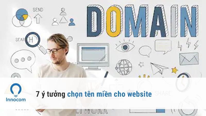 Chọn tên miền chuẩn nhất cho trang web