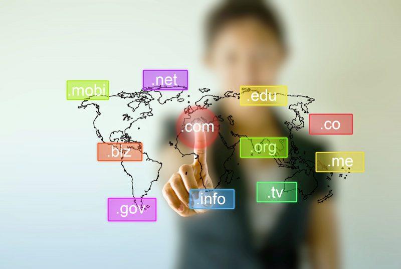 Lựa chọn tên miền chuẩn nhất cho website