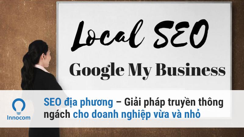Chiến lược Seo địa phương