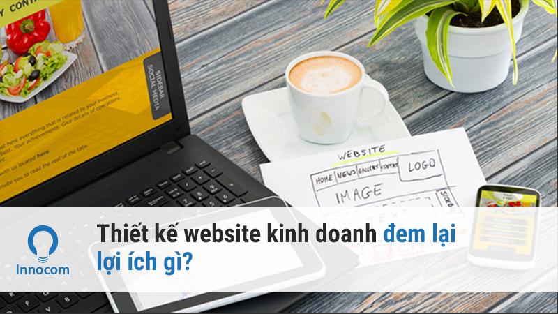 lý do cần có website