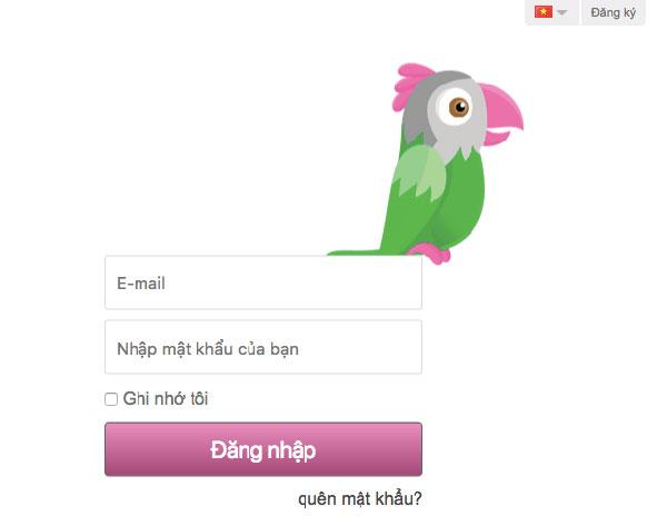 Sử dụng Chatbox