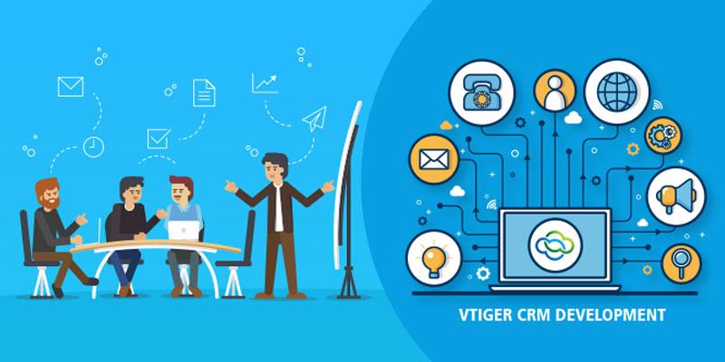 Áp dụng phần mềm Vtiger CRM
