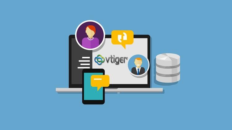 Ứng dụng Vtiger