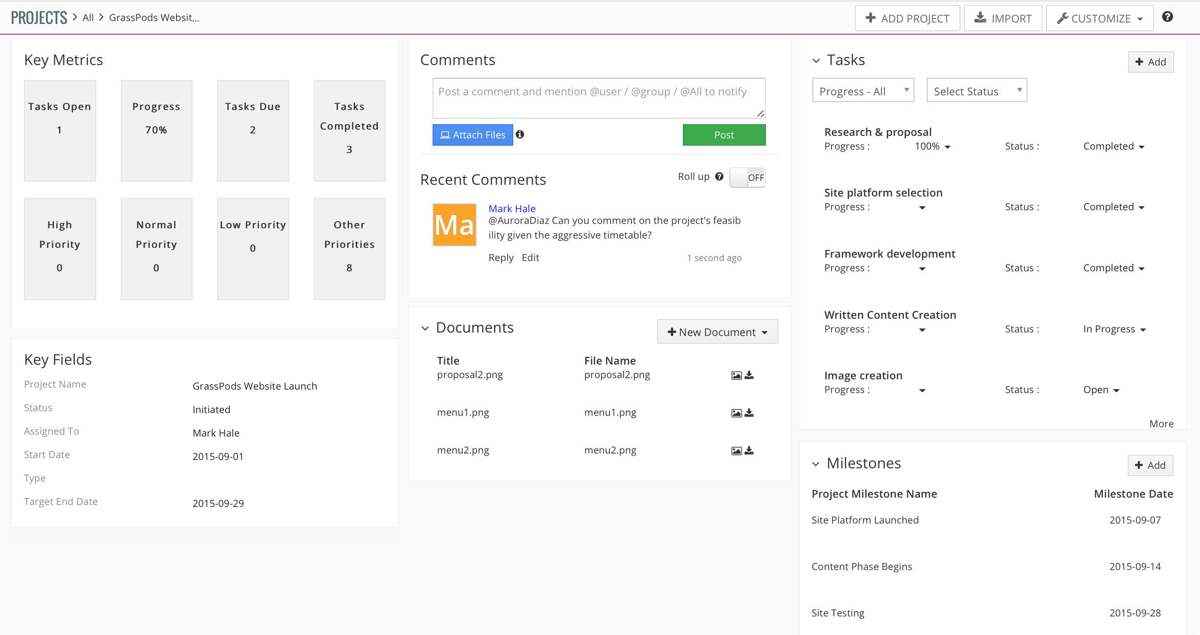 Sử dụng phần mềm Vtiger CRM quản lý thông tin khách hàng