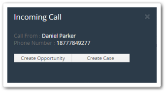 Gọi điện từ Vtiger CRM