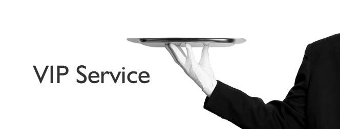 dịch vụ vip
