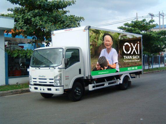khách hàng than oxi