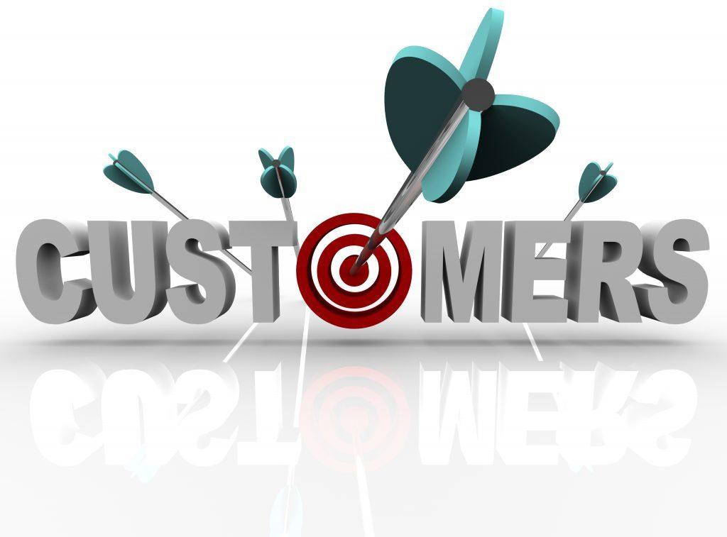 tìm đúng khách hàng tiềm năng