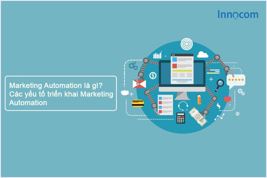 Marketing Automation là gì? Các yếu tố triển khai Marketing Automation
